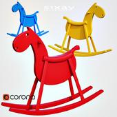 sixay furniture PARIPA | Лошадь-качалка