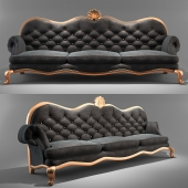 Triple sofas