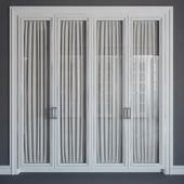 Встроенный шкаф 03\fitted wardrobe 03