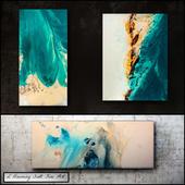 L Dawning Scott Fine Art - set 2