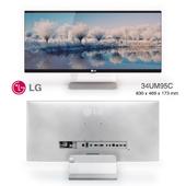 Monitor LG 34UM95