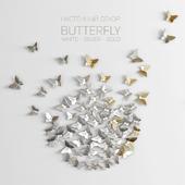 Настенный декор Butterfly