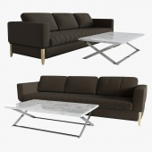 Sofa Oyster 3p