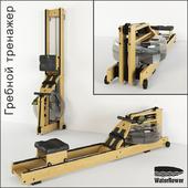 WaterRover rowing machine