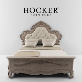 Bed Hooker Furniture Chatelet King