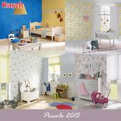 Детские обои Rasch коллекция Piccolo