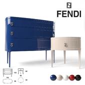 Комод и тумба Heritage Emile Fendi