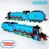 паровозик Гордон / Gordon engine