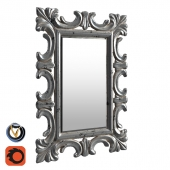 Зеркало Gentry Home Theodora