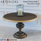 Arteriors Huxley Dining Table