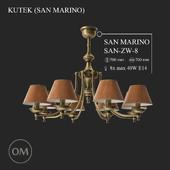 KUTEK (SAN MARINO) SAN-ZW-8