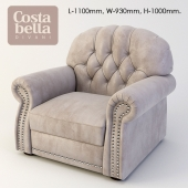Royal chair Costa Bella
