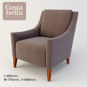 Costa Bella chair Gregory