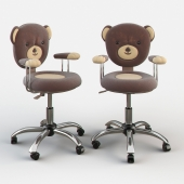 Highchair Y-818 BLUE