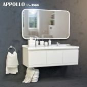 Sink and mirror APPOLLO UV-3866.