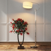 Uttermost_Adara Floor lamp