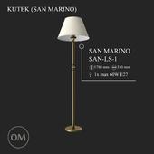 KUTEK (SAN MARINO) SAN-LS-1