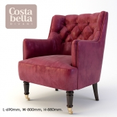 Costa Bella chair Candice