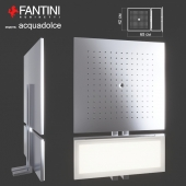 Shower head Fantini acquadolce