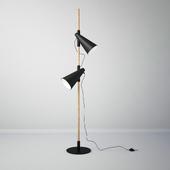Floor lamp 'Cone'