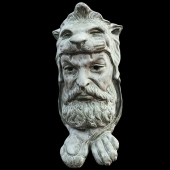 Bust of Hercules