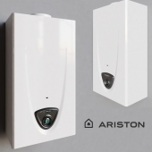 Gas water heater Fast Evo 14C by Ariston Thermo