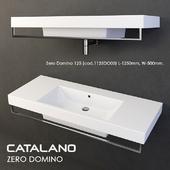 Sink Catalano Zero Domino (set)