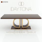Стол Daytona Monogram