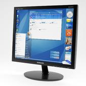 Monitor Samsung SyncMaster E1920NR