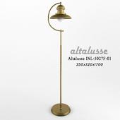 Lamp Altalusse INL-5027F-01 Brushed Gold