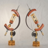 Lamp HandMade BINARY
