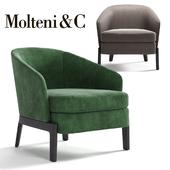 MOLTENI&C  CHELSEA Armchair