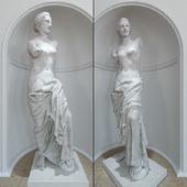 Sculpture of Aphrodite