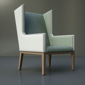 Armchair classic style