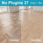 Parquet 37 (2 species, without the use of plug-ins)