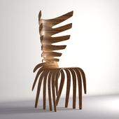 Antonio Pio Saracino chair-centipede