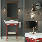 Caprigo & RH bathroom set