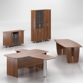 """Sets of furniture for chief office """"Leader-Suite"""""""