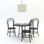 Мебель в венском стиле.