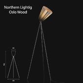 Northern Lightig-Oslo Wood