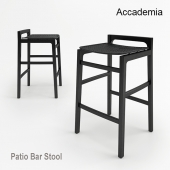 Patio Stool by Accademia