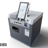Chase banking kiosk