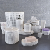 Set Crillon accessories for bath