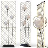 Floor lamp / lamp Roche Bobois Light Catcher Floor Lamp