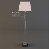 Floor lamp Altavilla Uttermost