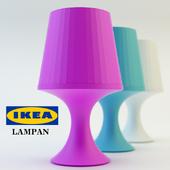 Lamp ikea LAMPAN