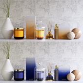 Set Zara Home / Zara fragrance