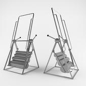 Swing simulator Yulina