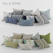 A set of pillows from Villa Nova