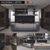 Kitchen Poliform Varenna Artex